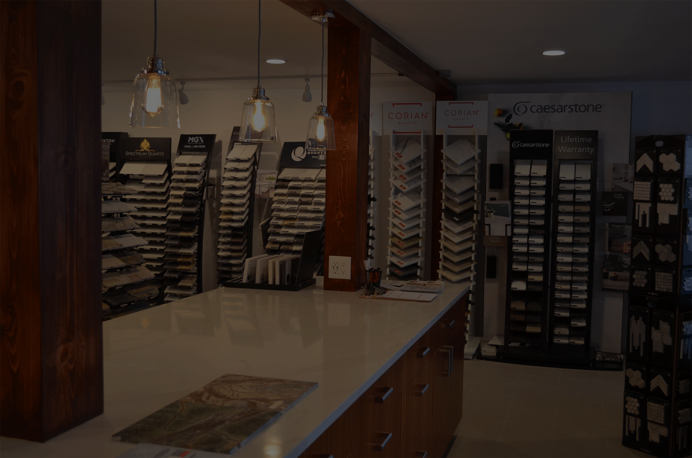Slab Stone Showroom in Poulsbo, WA
