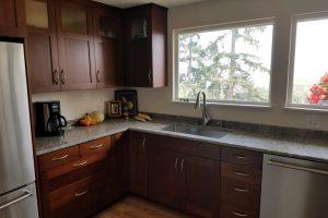 Light Grey Kitchen Countertop