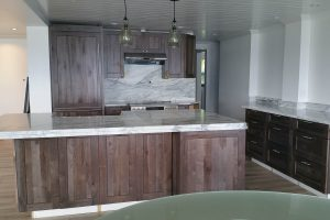 kitchen marble counters